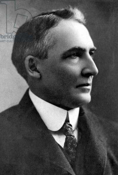 Warren G. Harding, 29th President of the United States, c. 1903. (1921-1923).