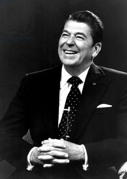 Ronald Reagan in the 1970s