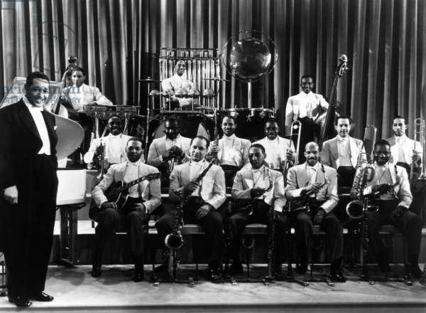 Duke Ellington and his Famous Orchestra. 1938