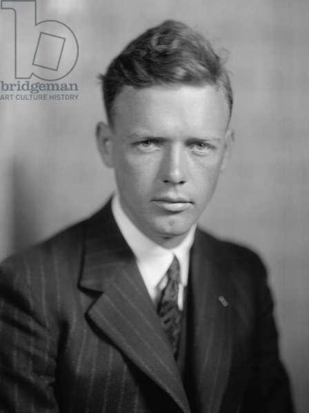 Charles Lindbergh 1902-1974 American aviator. c. 1927-28. LC-DIG-hec-21329