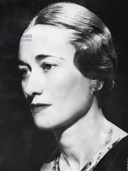 Duchess of Windsor Wallis Simpson, c.late 1930s