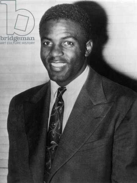 Jackie Robinson, on signing with the Montreal Royals, October, 1945