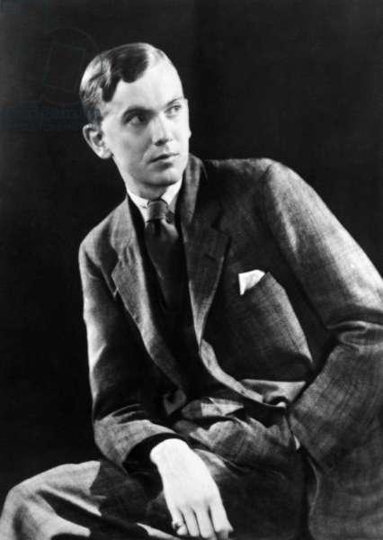 Graham Greene, author c.1940.
