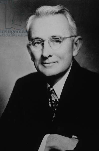 Dale Carnegie, c. 1954