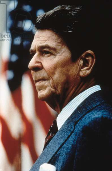 Ronald Reagan, 1980s