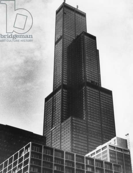 The Sears Tower, Chicago, Illinois, c. 1970's