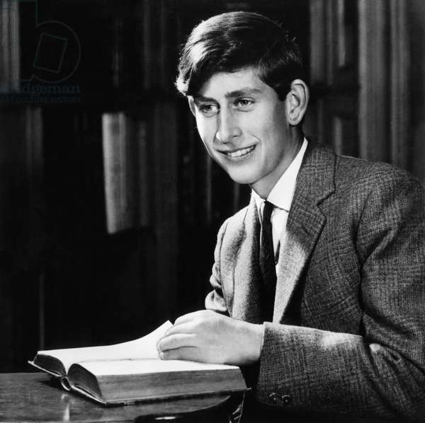 British Royalty. Future Prince of Wales Prince Charles of England, 1967