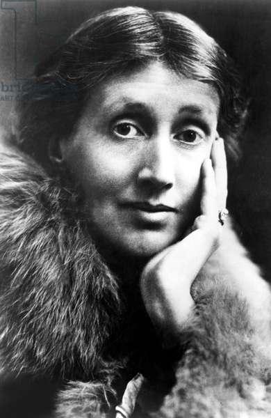 Virginia Woolf in an undated photo.