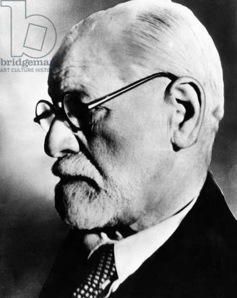 Sigmund Freud, 1936.