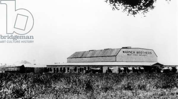 Warner Brothers West Coast Studio, Burbank, c. c. 1920