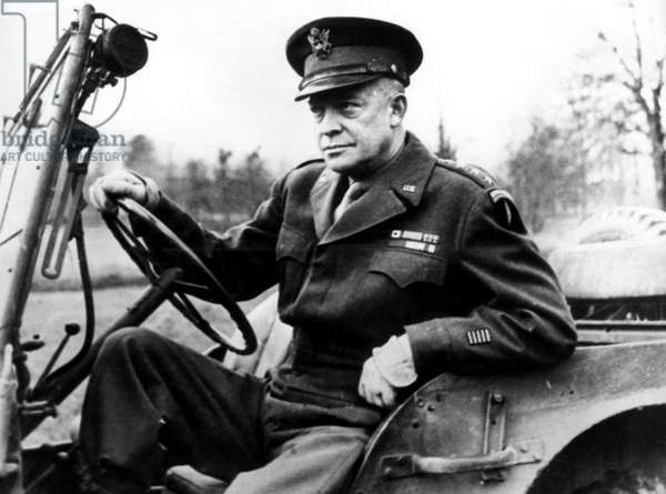 General Dwight D. Eisenhower, D-Day, June 6, 1944