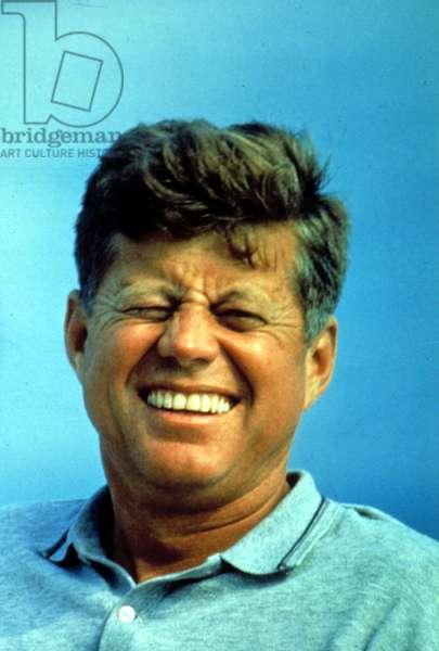 Johh F. Kennedy