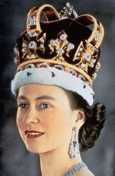 QUEEN ELIZABETH II [aka Elizabeth Alexandra Mary Windsor] (1926-)