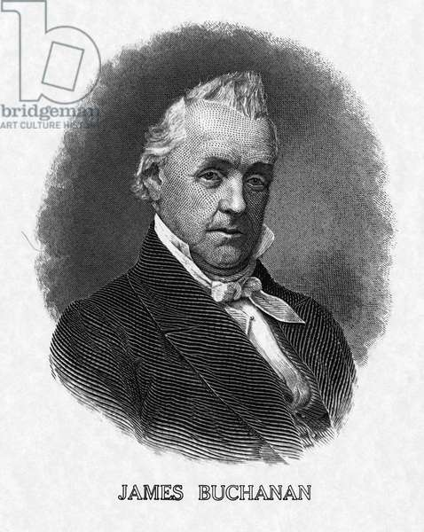 US Presidents. US President James Buchanan