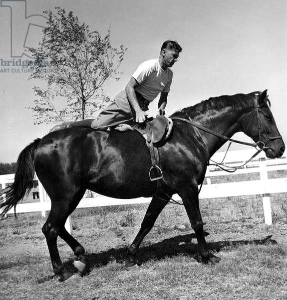 Ronald Reagan, 1950