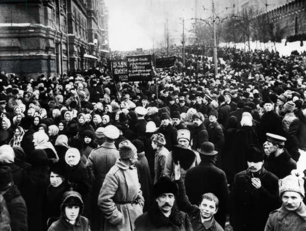 Russian Revolution, c.mid to late 1910's.