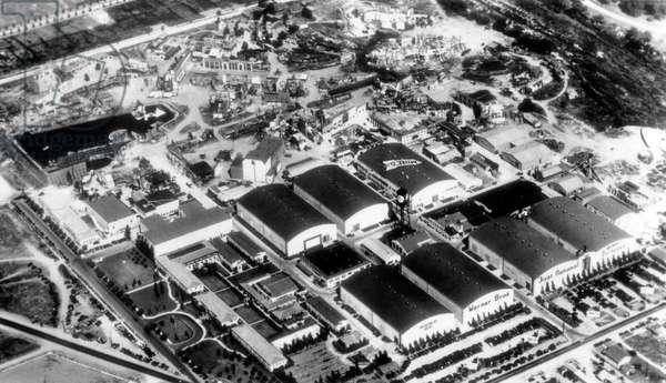 Warner Brothers West Coast Studio, Burbank, c. c. 1930