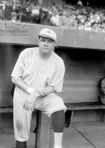 Babe Ruth, 1921
