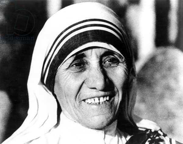Mother Teresa, c.1979.