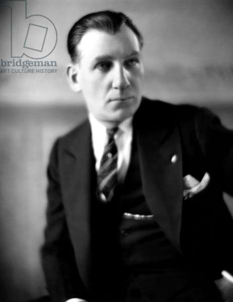 Sam Warner, (1887-1927), co-founder and CEO of Warner Brothers, 1926.