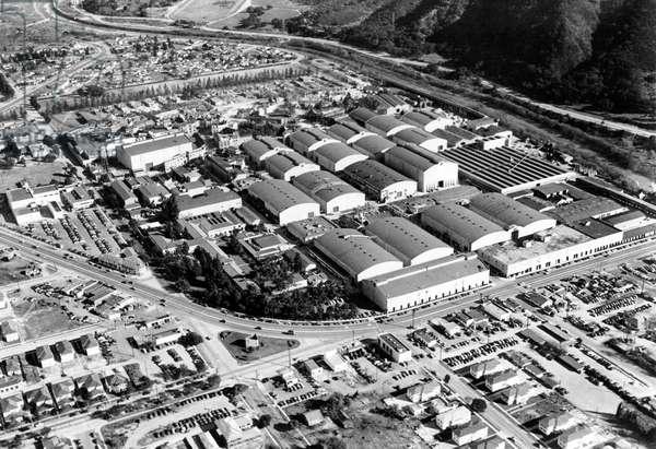 Warner Brothers West Coast Studio, Burbank, c. 1946