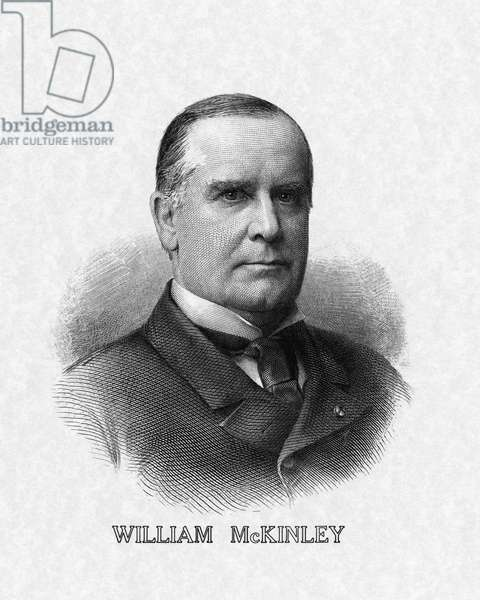 US Presidents. US President William McKinley