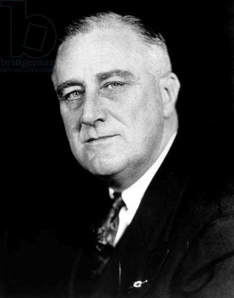 FRANKLIN D. ROOSEVELT, 1937.