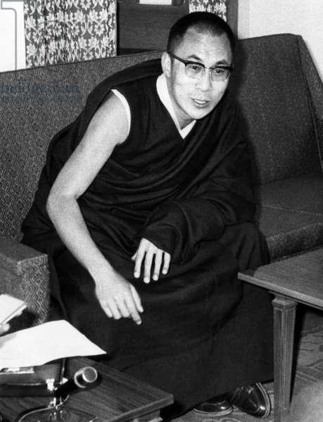 Dalai Lama, 1969