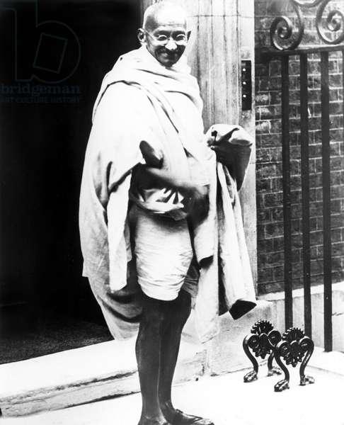 Mahatma Gandhi, 1931