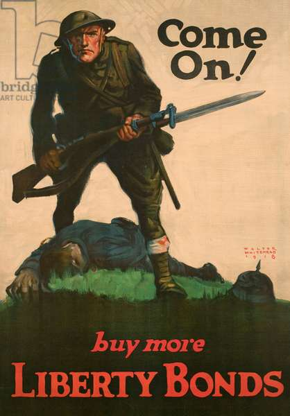 Come on! Buy more Liberty Bonds, 1918 (poster)