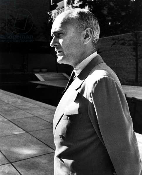 PHILIP JOHNSON, c.1950s
