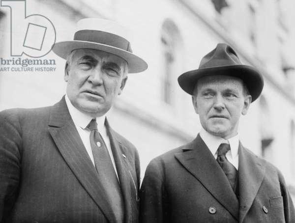 President Warren Harding (1865-1923)