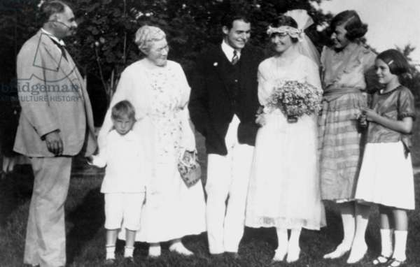 1er mariage de Ernest Hemingway