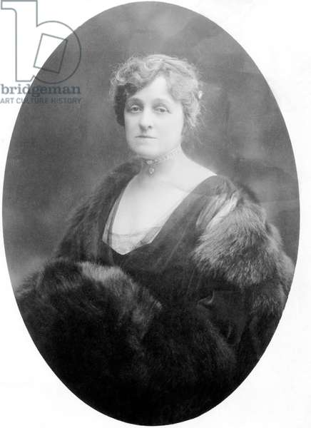 Edith Wharton, (1862-1937), American Novelist, c. 1930s