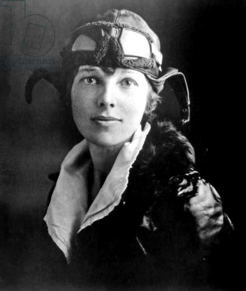 Amelia Earhart, c.late 1920s-early 1930s