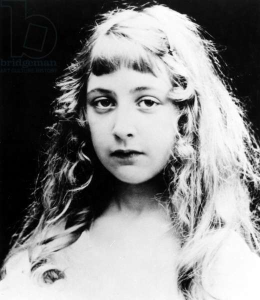 Agatha Christie (1890-1976) British mystery writer at turn of the century.