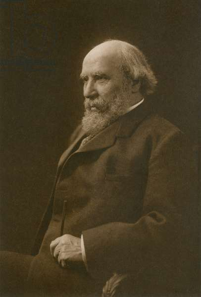 James J. Hill 1838 -1916 was a Canadian-American railroad executive of the Great Northern Railway running from St. Paul Minnesota to Seattle Washington