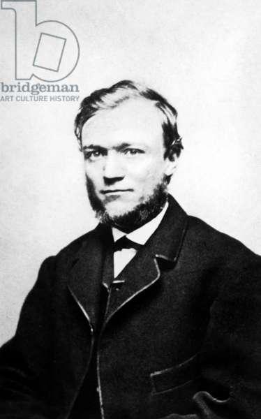 Andrew Carnegie, 1859.