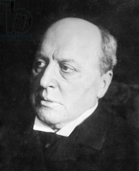 Henry James (1843-1916), American novelist who wrote about interactions of European and American societies and customs of the wealthy international sets