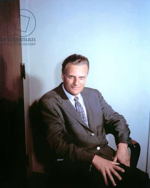 Billy Graham, undated