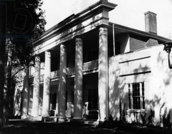 The Hermitage, home of President Andrew Jackson (1767-1845), Tennessee, c.1930s