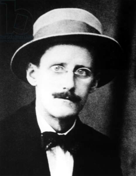 James Joyce, c.1910s