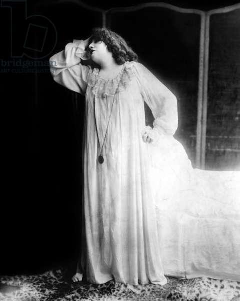 Sarah Bernhardt, 1880
