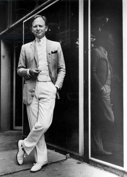 Tom Wolfe in 1981