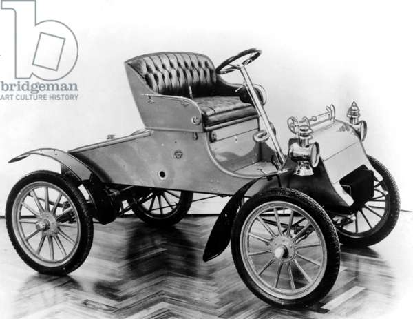 1903 Model A Ford.