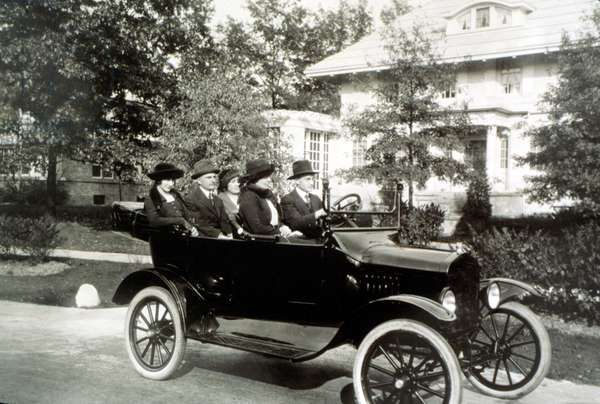 Ford Model T, 1920