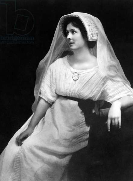 Isadora Duncan, 1912