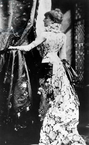 Sarah Bernhardt, c.1900