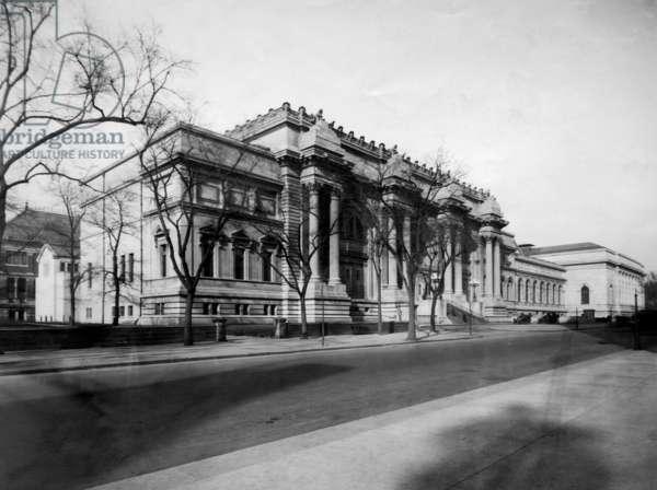 The Metropolitan Museum of Art, New York City, c.1912