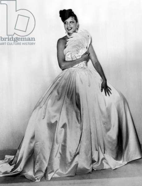Josephine Baker, 1939
